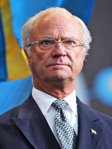 King_Carl_XVI_Gustaf_at_National_Day_2009_Cropped